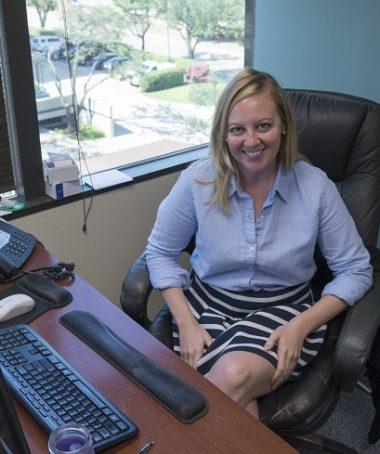 Deputy Publisher Adrienne Lang