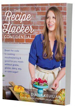 TheThe Recipe Hacker Confidential