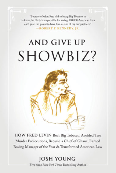 And Give Up Showbiz?