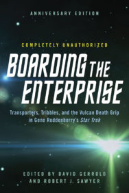Boarding the Enterprise Anniversary Edition