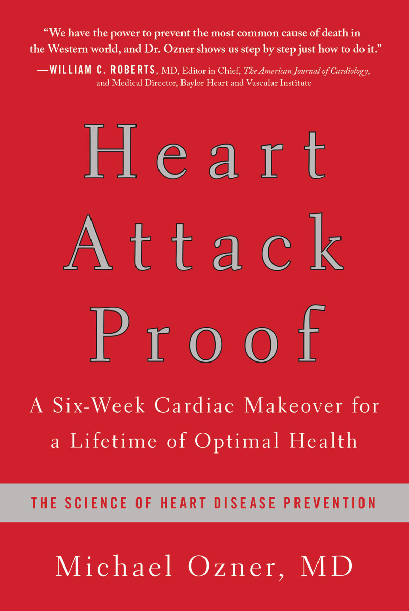 Heart Attack Proof