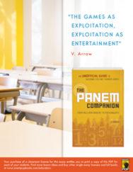 The Games as Exploitation, Exploitation as Entertainment - Classroom License
