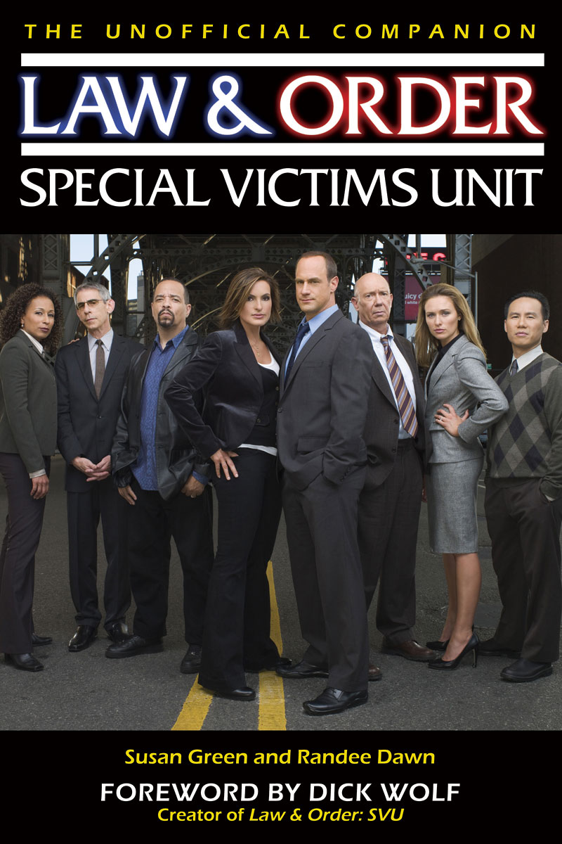 The Law & Order: Special Victims Unit Unofficial Companion
